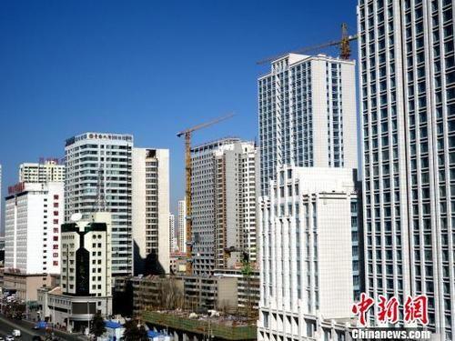 统计局:一二线城市住宅销售价格环比涨幅略有升降