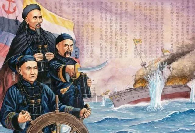 甲午海战,北洋水师为何用沙子炮弹?专家:非内部腐败,实属无奈