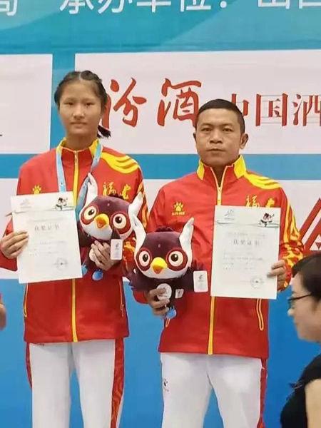 武平拳击运动员邓蓝萍:再次斩获国家级赛事冠军!