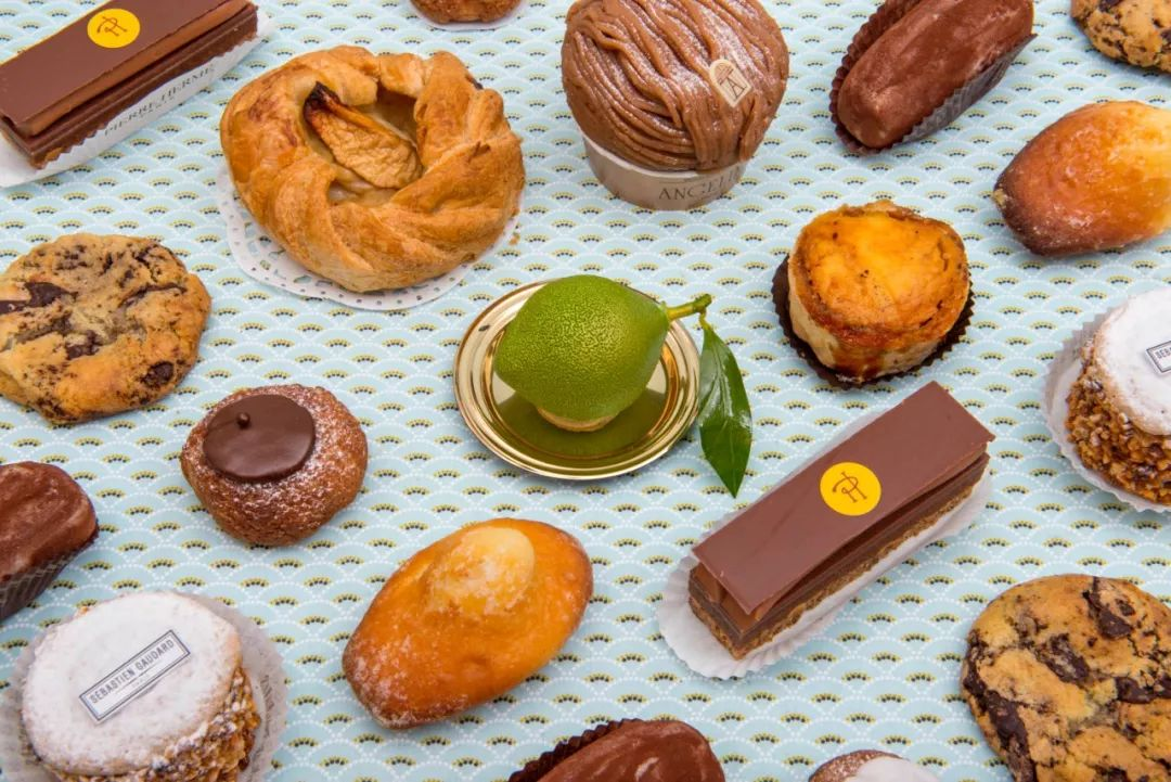 【知识点】超具影响力的甜点流派——法式甜点