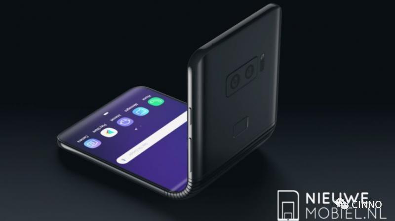 三星黑科技!柔性铰链折叠,满电半小时的石墨烯手机,你钟意哪一款?