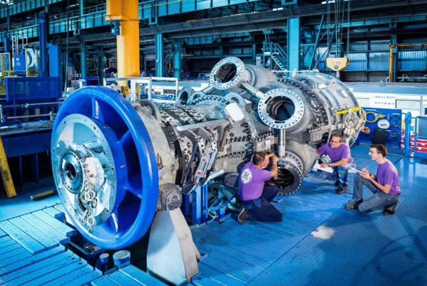 专访GE总工程师:之前70年燃气轮机技巧奔腾有哪些驱动身分