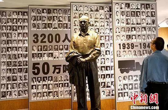 【侨云南】马来西亚华社纪念南侨机工赴华抗战80周年