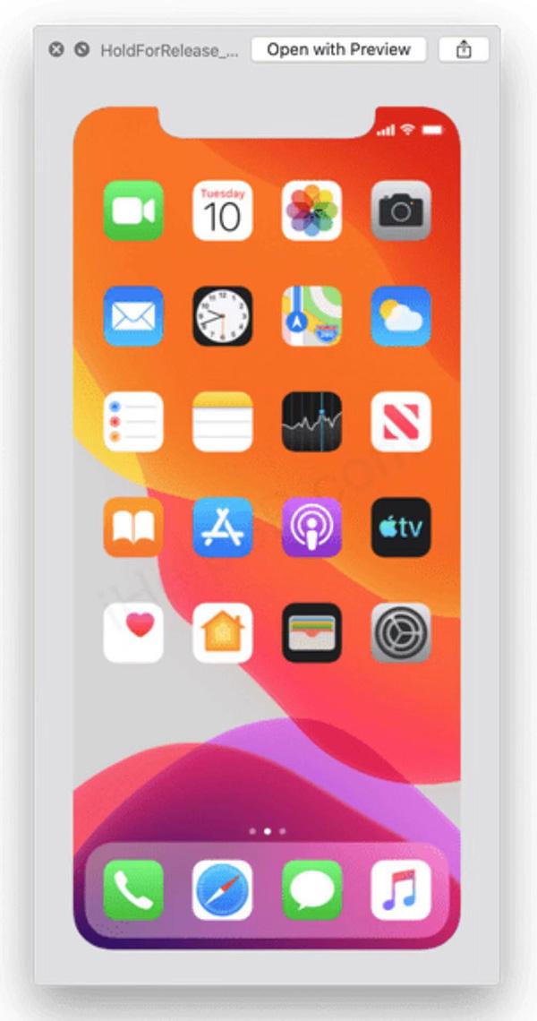 iOS测试版泄漏天机:新iPhone或定在9月10日发布