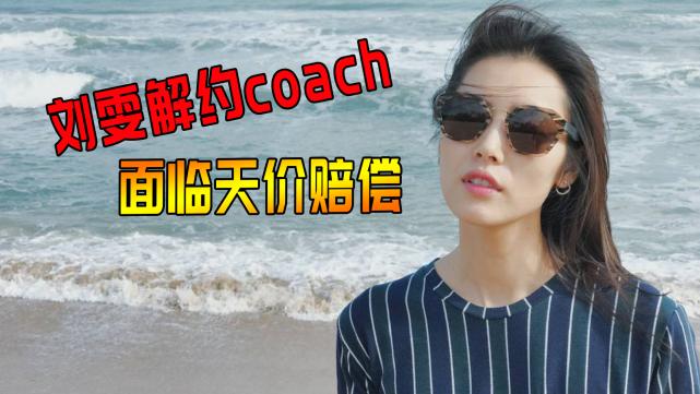 俄罗斯通讯社与每日邮报确认:刘雯或将面临蔻驰2200万美金罚款