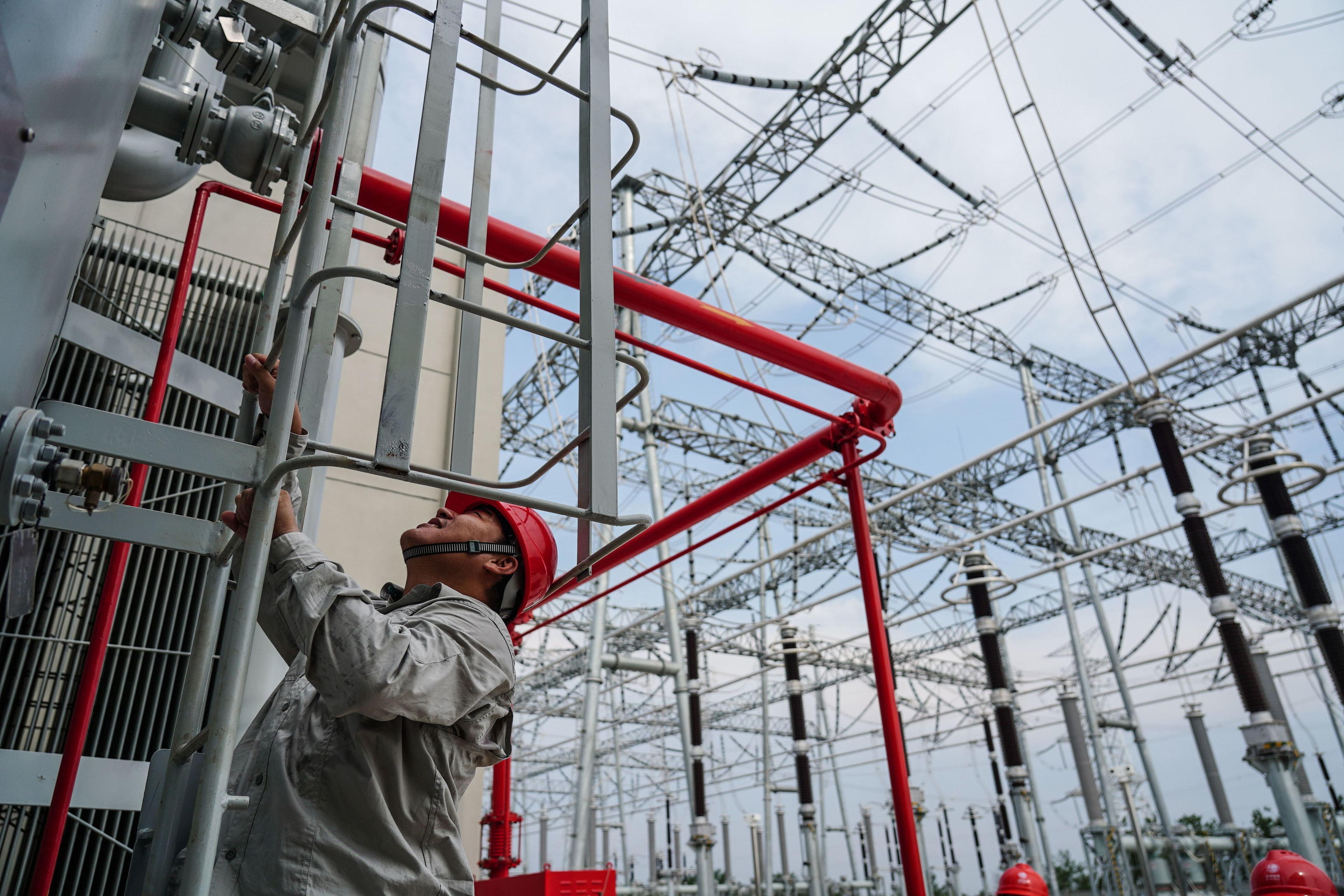 电改3年中释放改革红利超1800亿,今年上半年企业用电负担减轻约300亿