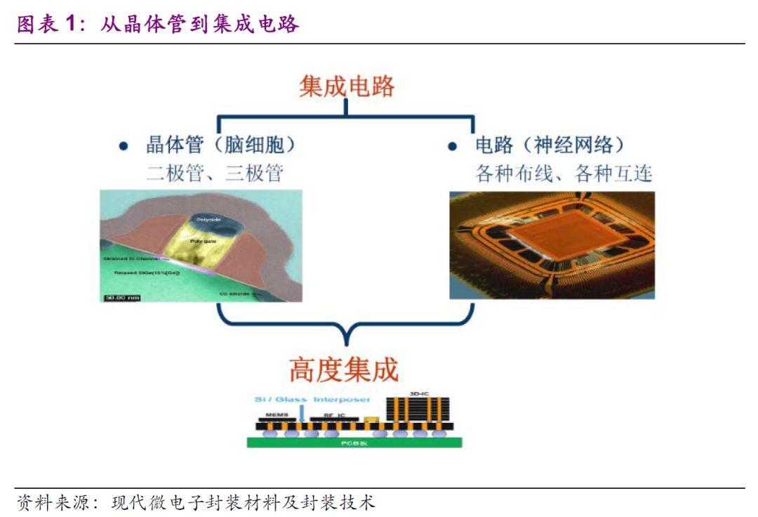 中国芯片产业深度分析报告:一文看懂真实国产芯片现状
