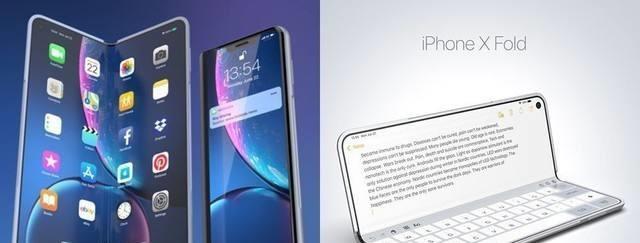 台湾媒体:苹果在2021年尽快推出了配备双屏的折叠式iPhone