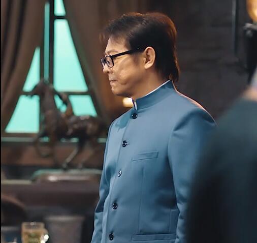 李连杰拍摄最新宣传片,眼角的鱼尾纹太抢戏,王晶盼望能再度合作