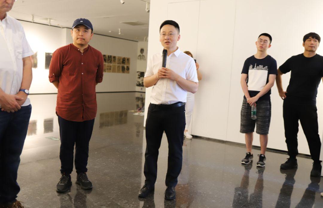 """""""五个课题的报告:第二期自由绘画非具象研究工作坊结业展""""于光语美术馆开幕(图21)"""
