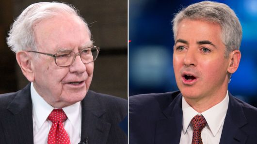 艾克曼:巴菲特不仅是股神 还是最伟大的CEO_伯克希尔哈撒