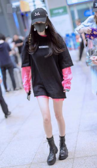 身前妻_刘恺威买百元裤子需犹豫,前妻杨幂一身就数万元,对比差距太大