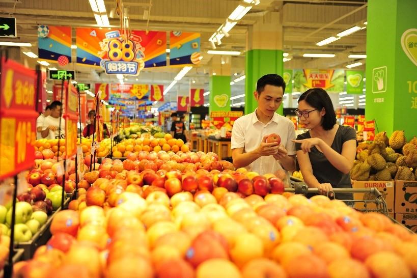 """京東超市沃爾瑪""""8.8購物節""""小程序成增長亮點 用戶數量及增速商超行業第一"""
