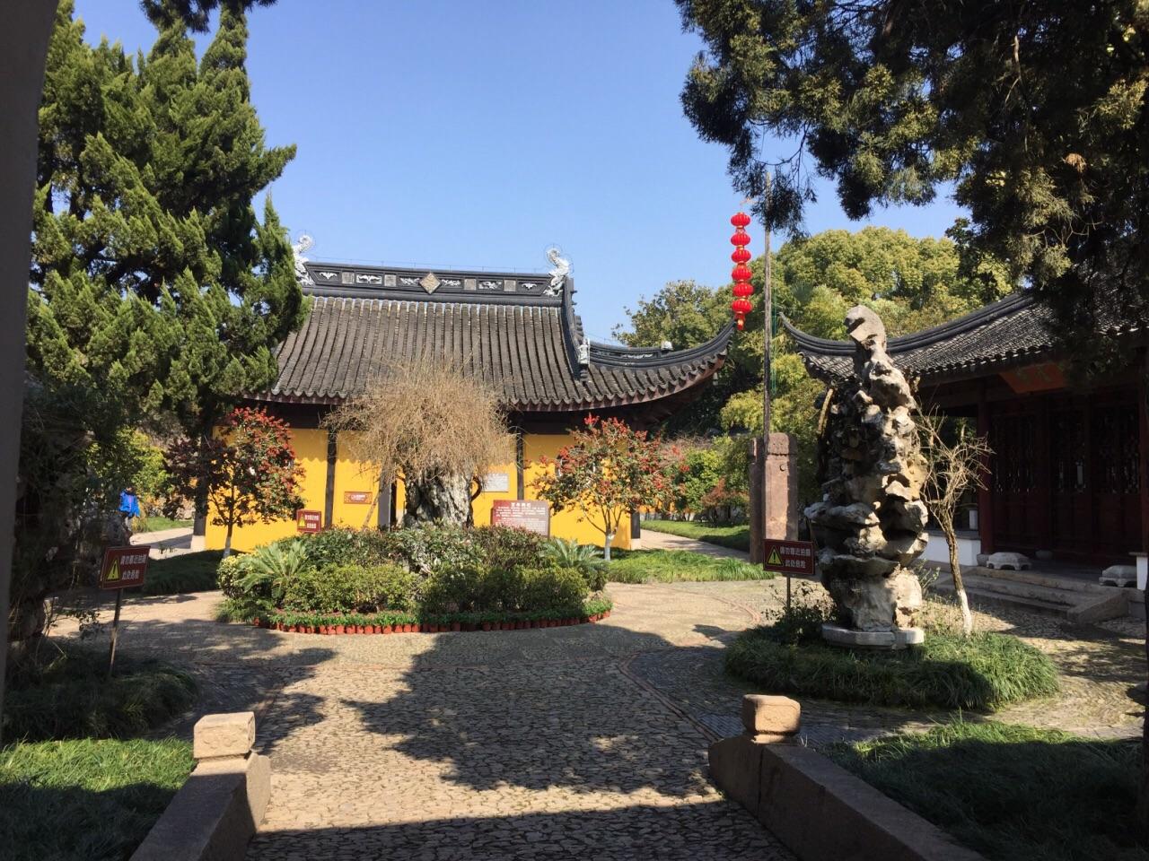 苏州被忽视的寺庙,距今有1500多年历史,至今保持了一流寺庙格局