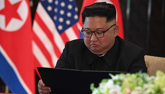 朝鲜谴责文在寅光复节讲话:与韩方无话可说,无意再面对面对话_飞行
