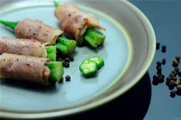 【食疗食补】秋葵这样做,鲜嫩爽口,吃一次就爱上了!