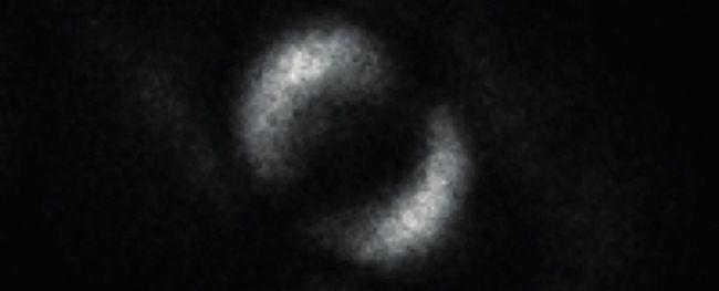 """爱因斯坦都不敢相信的""""幽灵效应""""被拍到了"""