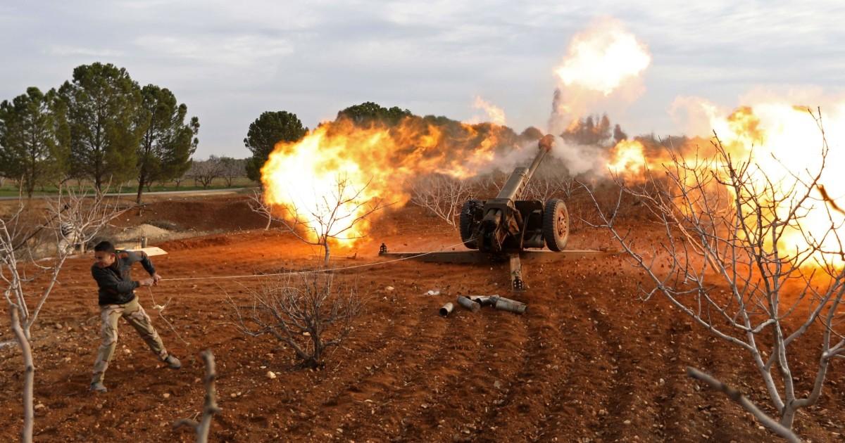 叛军已无路可逃!俄叙联军大举杀入伊德利普,战略重镇终遭解放