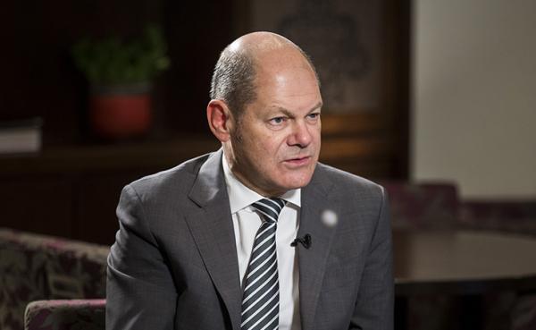 德国财长有意角逐社民党主席,被视为下届总理有力竞争者