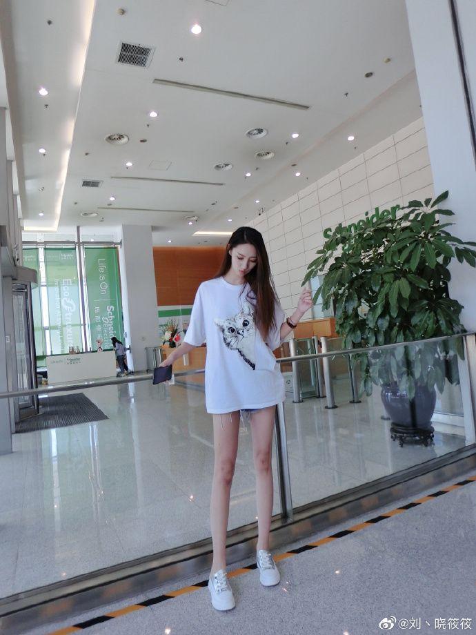 哈工大校花刘晓,上了全球大学校花排行榜