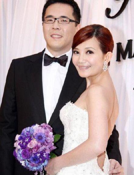 梁静茹和老公赵元同闹婚变,同期成名的她却诞下二胎成人生赢家