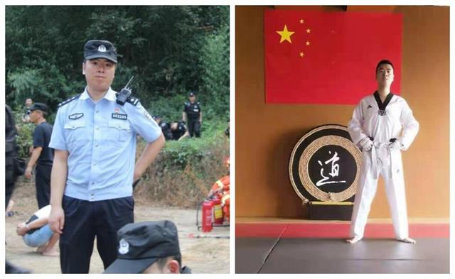 四川刑警3个月减重20斤 世警会斩获跆拳道铜牌