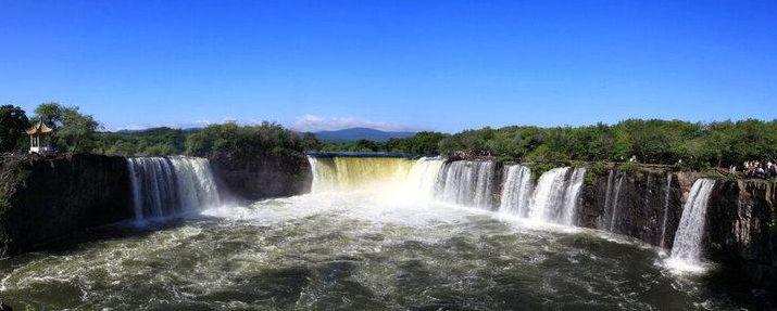 牡丹江镜泊湖景区、火山口国家森林公园景区等省内多个景区临时关闭
