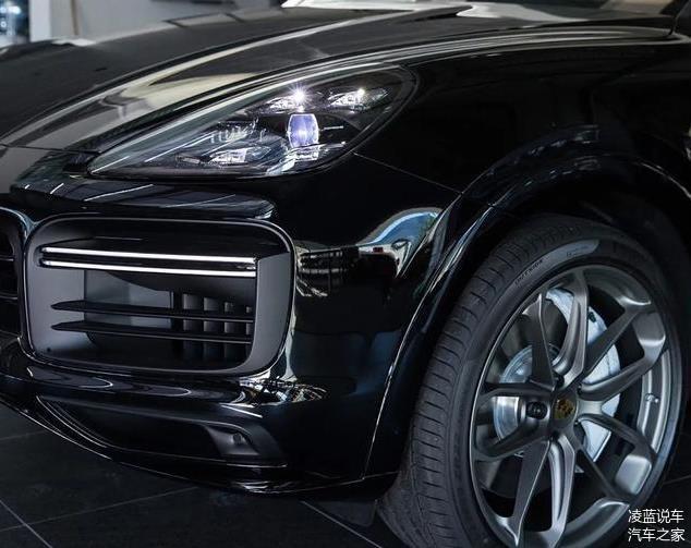 原厂黑化,全新保时捷卡宴turbo coupe,美到极致