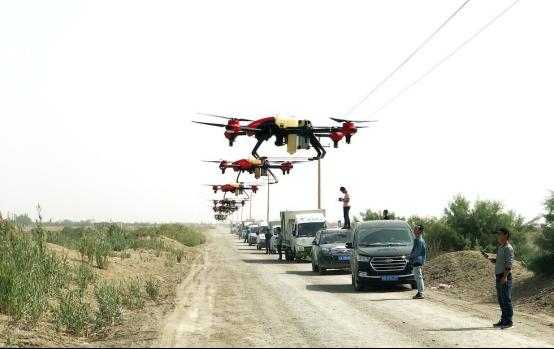 推动新疆农业升级,极飞科技2019秋收起翼活动全国报名正式开启!