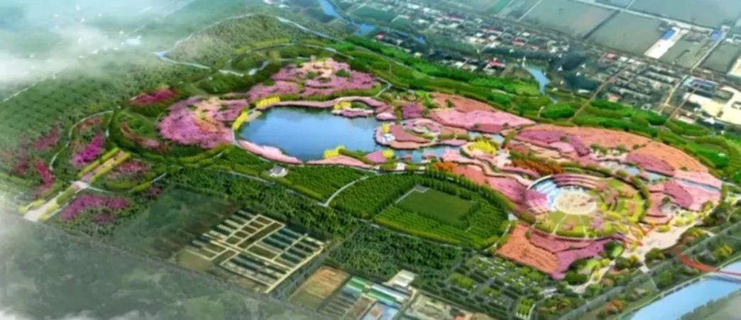 西平骄傲!投资15亿元的嫘祖植物园和投资5亿元