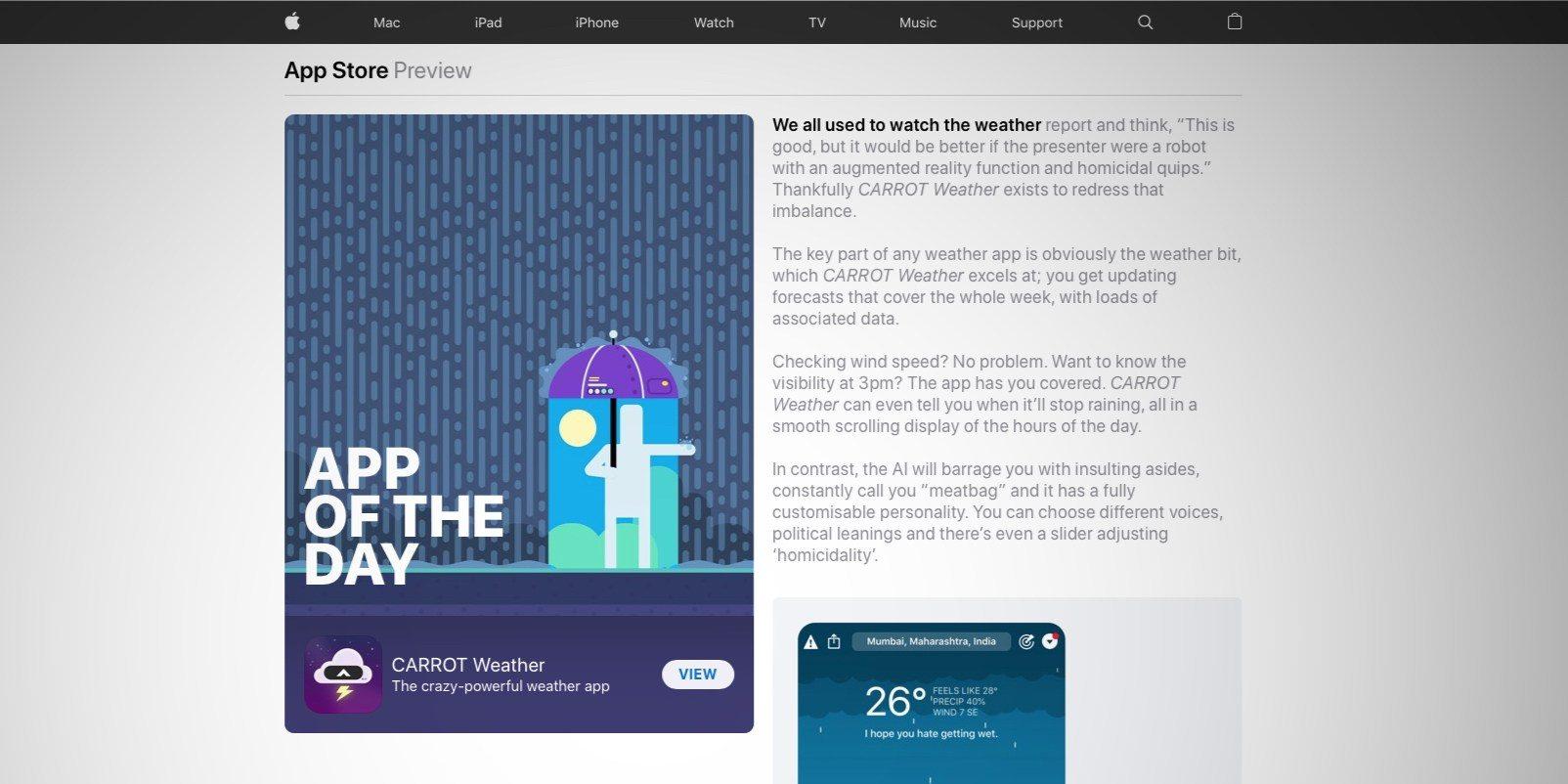 App Store Today故事终于能在网页上阅读了