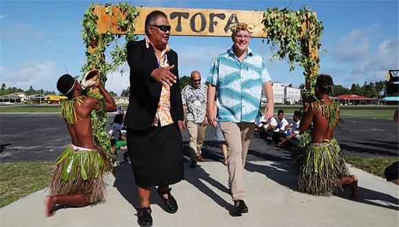 未就关键气候议题达成一致,澳总理差点逼太平洋岛国领导人骂脏话