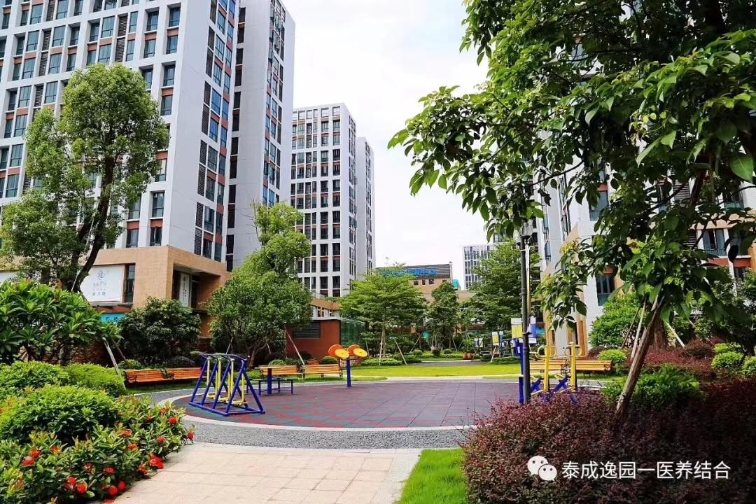 广州排名前十好的养老院 泰成逸园五星级高端养老服务