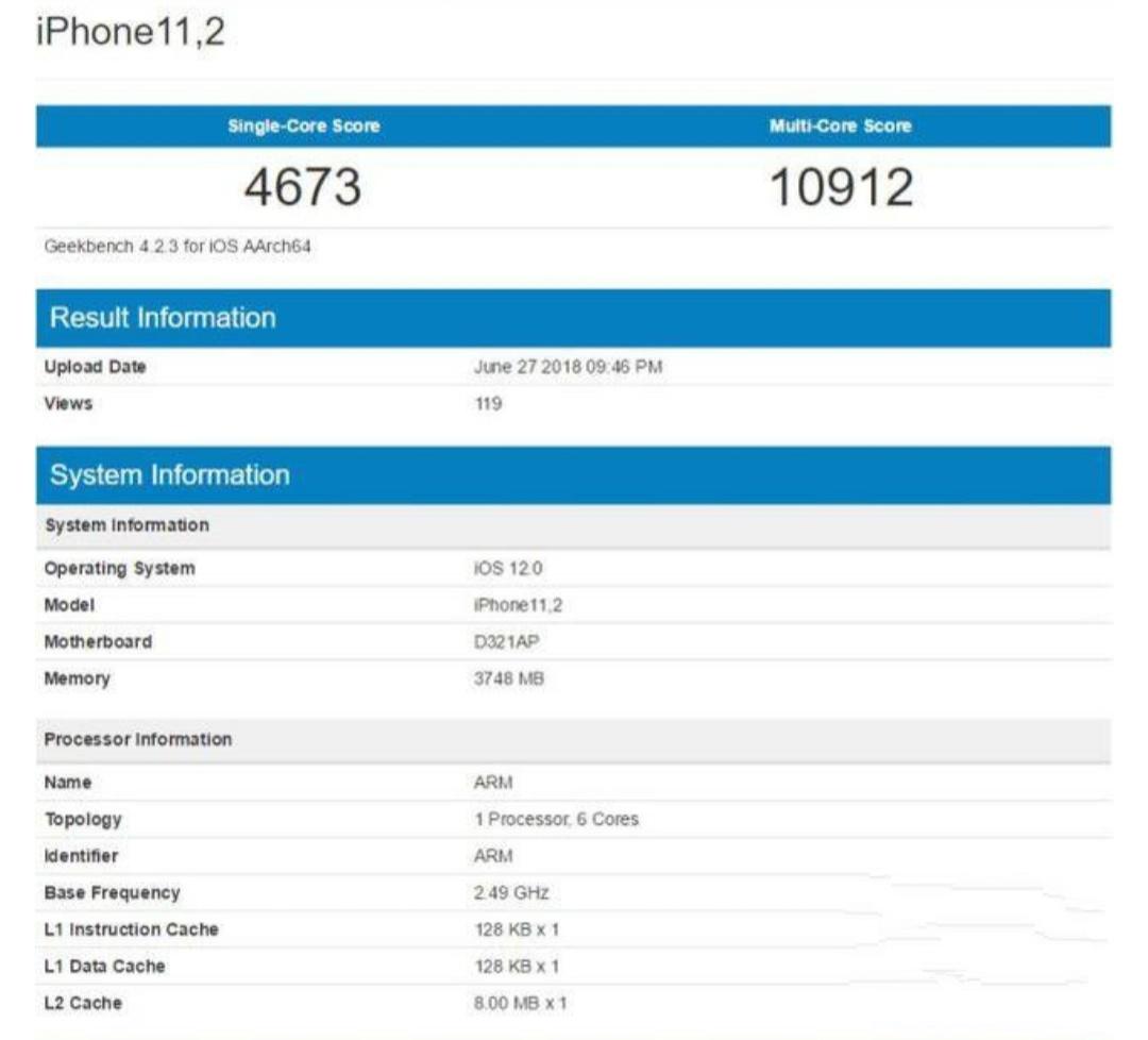 <b>A12芯片不再第一,骁龙865跑分曝光,对飙A13芯片</b>