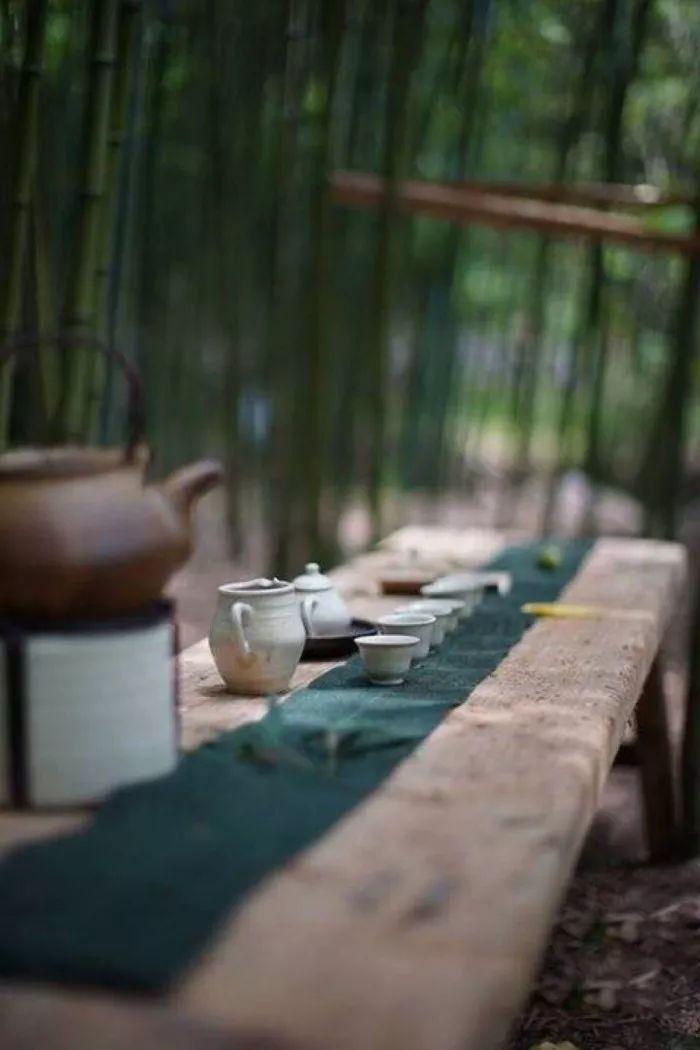在茶面前,时间都是芬芳的