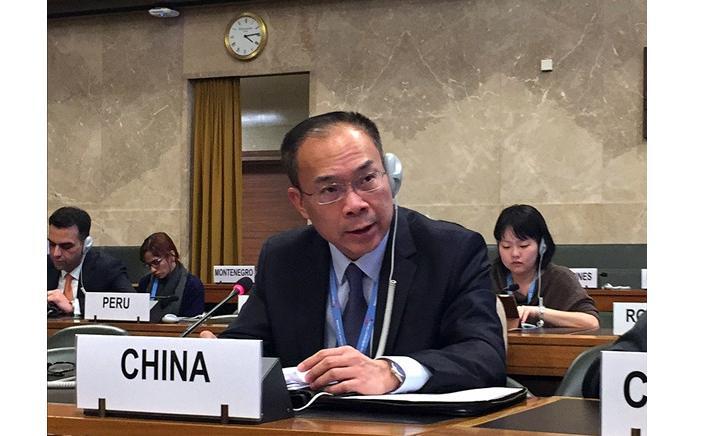 美裁军大使攻击中国发展反卫星武器,中方驳斥