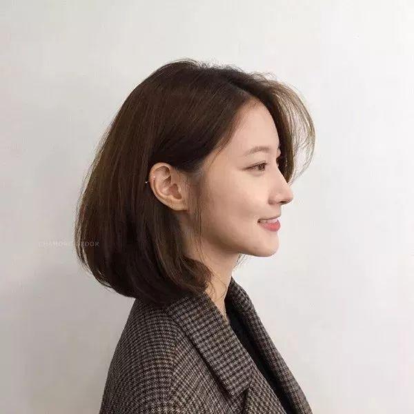 2019流行的短发发型