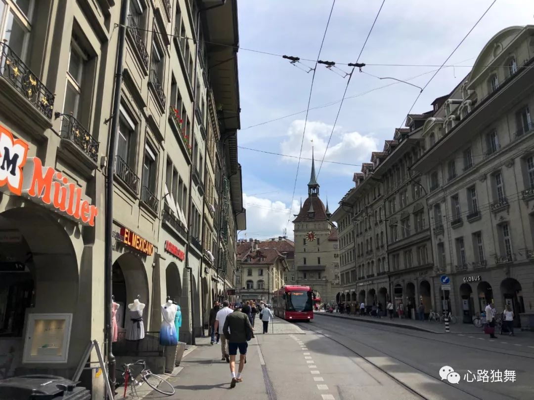 <b>瑞士度假第六天:古老、奢华却低调的瑞士首都伯尔尼</b>