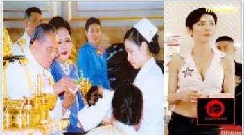 泰国王后官方照和私照差距大,判若两人,真是感谢百万修图师!