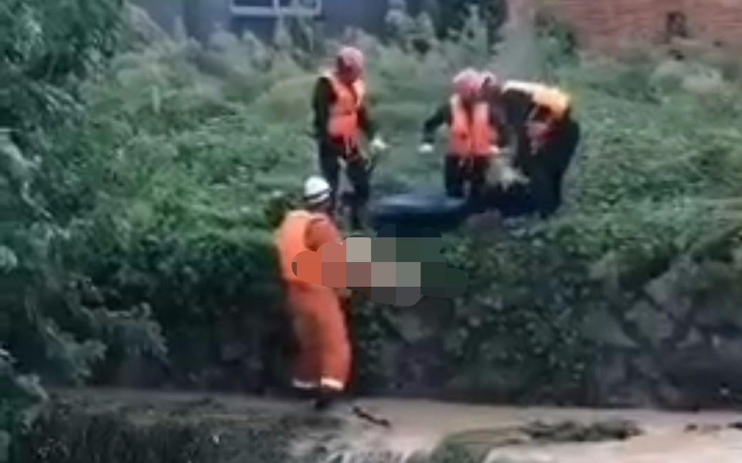 福建福州5人躲雨时落水 3人死亡2人仍失联