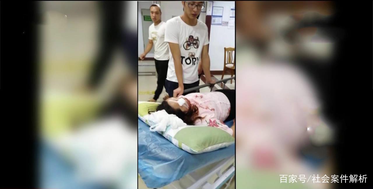 广东省深圳市又发生悲剧,位于宝安区,致1名女子右眼严重受伤!