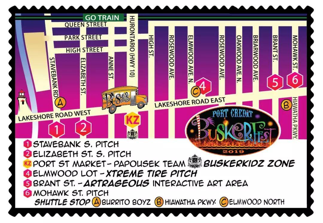 嫩逼艺术图_多伦多西区周末好去处   街头艺术节,免费仙人掌节,中东文化节,鬼屋