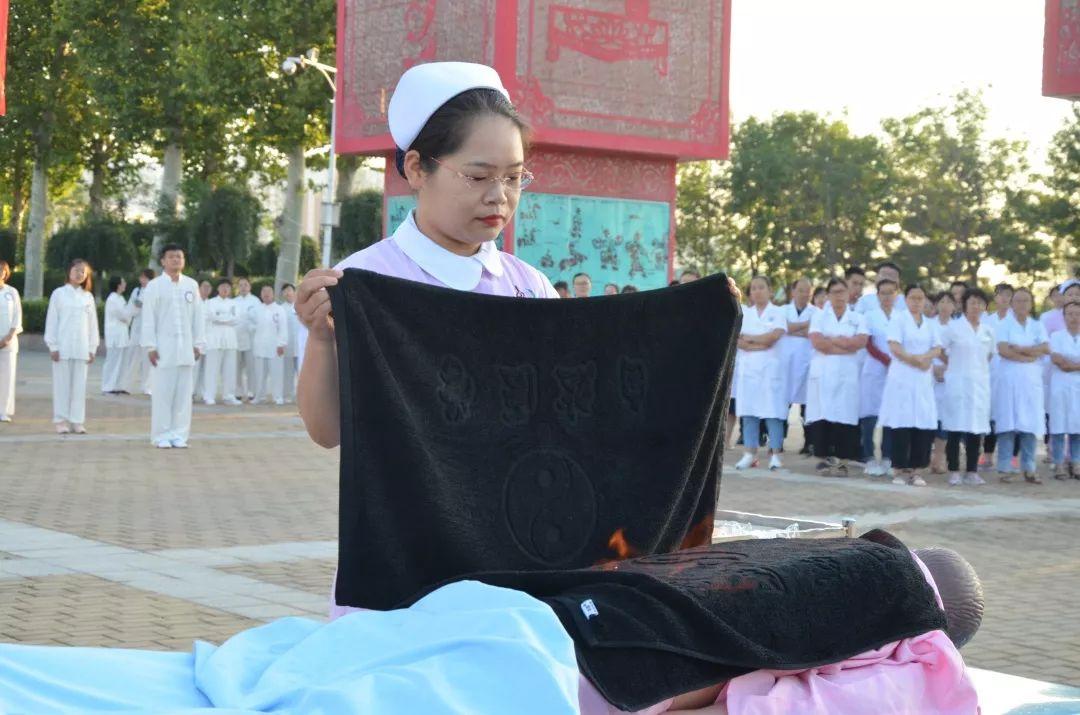 弘扬敬佑生命精神 宁津县中医院庆祝第二届 中国医师节