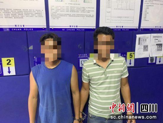 甘洛警方连续查处两起无证驾驶违法行为 行政拘留2人