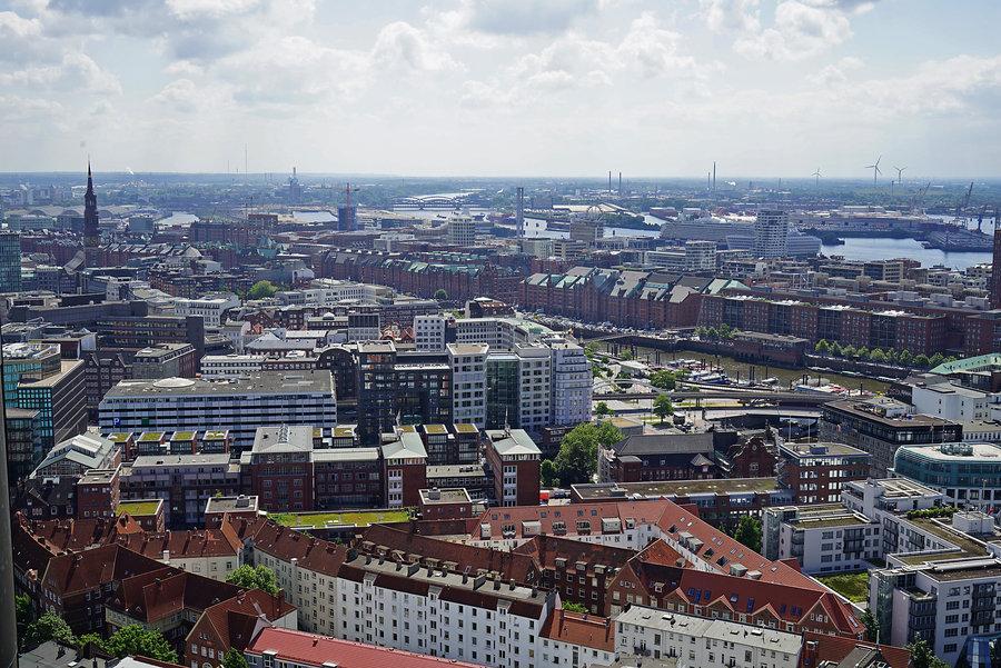 德国经济那么发达,为何却没有多少高楼大厦_德国新闻_德国中文网