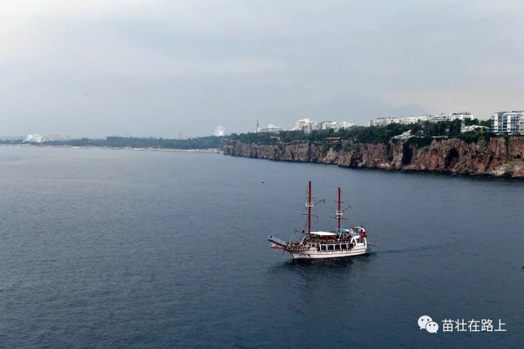 08.17:地中海边的浪漫之地,安塔利亚老城图片