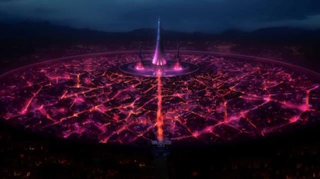 地下城邂逅最高能一集,贝尔踏入大人的领地,遭到伊丝塔眷族追击