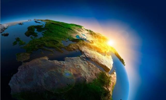 2亿年后的地球会是什么样子 科学家给出模拟图,网友 真是壮观