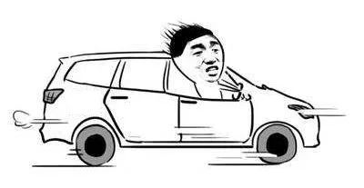 拿命不当事?广西司机夜间在高速上逆行,车里还坐着三个小孩!