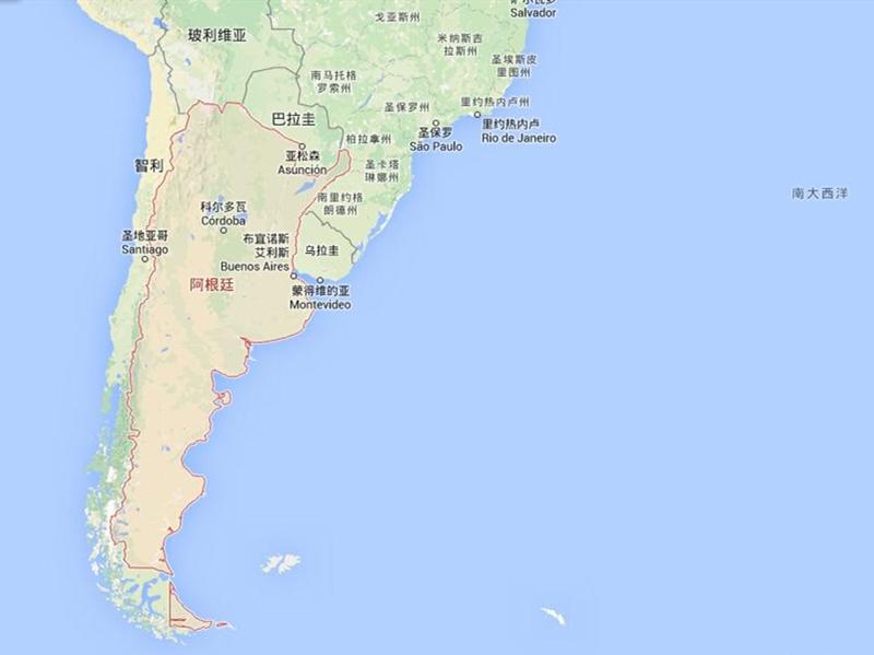 此国是南美唯一发达国家,因一事成为全球笑柄